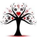 Free Valentine Tree Stock Photos - 20440893