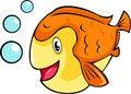 Free Vector Fish Illustration Stock Photo - 20441600