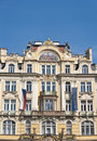 Free Ministry Of Local Development Building At Prague Royalty Free Stock Photography - 20443537