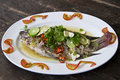 Free Thai Style Salad Seafood Royalty Free Stock Photography - 20443997