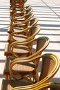 Free Image Of Wicker Chairs In Hotel On South Stock Photography - 20444002