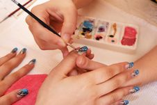 Free Manicure Stock Images - 20440544