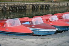 Free Paddleboats Stock Photography - 20440752