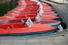Free Paddleboats Stock Image - 20440761