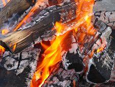 Free Burning Wood Stock Images - 20441334