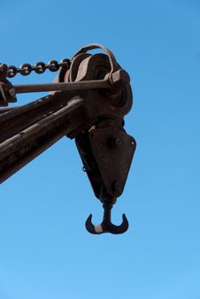 Free Rusty Cranes Stock Image - 20441471