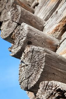 Free Weathered Wood Stock Photo - 20441490