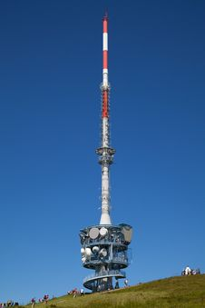 Free Telecommunications Tower Royalty Free Stock Photos - 20441528