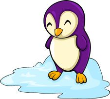 Free Vector Penguin Illustration Royalty Free Stock Photo - 20441625