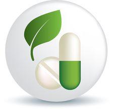 Healthy Medicine And Eco Health Stock Photos