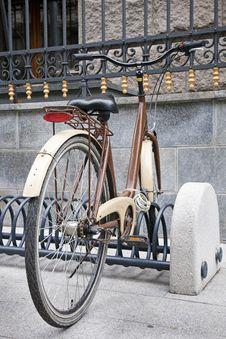 Free Old Bike Stock Photos - 20442903