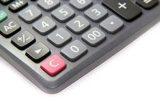 Free Calculator Close Up Stock Image - 20442911