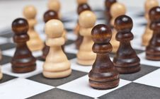 Free Pawns Stock Images - 20443064