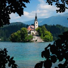 Free Lake Bled In Slovenia Stock Photos - 20443373