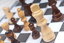 Free Chessboard Stock Photo - 20443550