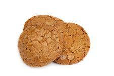 Oats Cookies Stock Image