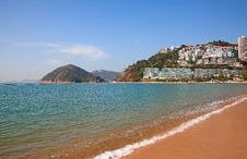 Free Repulse Bay Beach Royalty Free Stock Images - 20444379