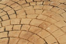 Free Brick Road Royalty Free Stock Photos - 20445928