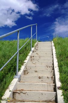Free Stairway Royalty Free Stock Images - 20446519