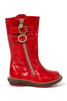 Free Red Boot Royalty Free Stock Photos - 20447948