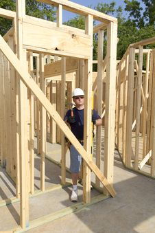 Free Carpenter Stock Image - 20448411