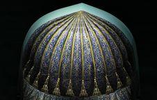 The Green Tomb, Bursa. Royalty Free Stock Photo