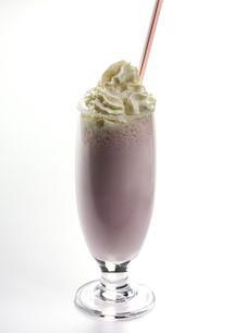 Free Strawberry Milkshake Royalty Free Stock Image - 20449096