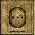 Free Wooden Power Socket Royalty Free Stock Image - 20454506
