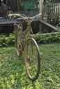 Free Vintage Bike Park Garden Royalty Free Stock Images - 20456899