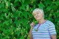 Free Elderly Woman Royalty Free Stock Photography - 20459457