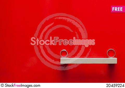 Free Wedding Rings Stock Images - 20459224