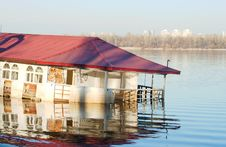 Free Sinking House Stock Image - 20450581