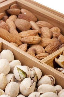 Free Nuts Royalty Free Stock Photo - 20451085