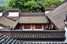 Free Chinese Yard Stock Photography - 20452802