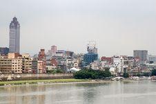 Free Tamsui River, Taipei City Royalty Free Stock Photos - 20454978