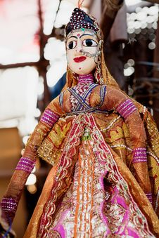Free Rajasthans Doll Royalty Free Stock Photo - 20456085
