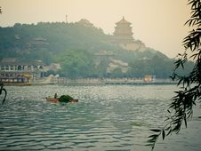 Free Summer Palace In Beijing, China Stock Photography - 20456272