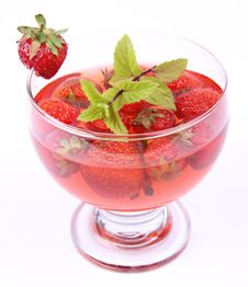 Free Strawberry Jelly Stock Photos - 20456713