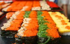 Free Sushi Royalty Free Stock Images - 20457569