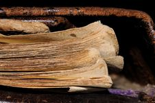 Free Ancient Book Stock Photo - 20457620