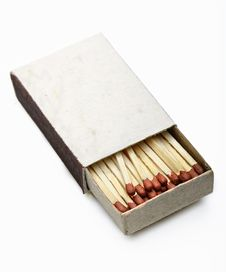 Free Box Of Matches Stock Photos - 20457783
