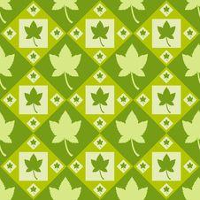 Free Cute Autumn Pattern Stock Photos - 20458553