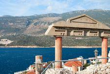 Free Mediterranean Seaview Stock Photography - 20459342