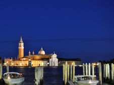 Free Venice Nights Royalty Free Stock Photos - 20459398