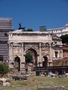Free Arch Of Septimius Severus, Rome, Italy Royalty Free Stock Images - 20460119