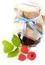 Free Raspberry Jam Royalty Free Stock Image - 20461236