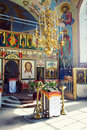 Free Interior Of The Russian Orthodox Church Stock Image - 20463801