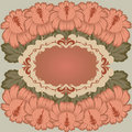 Free Vintage Floral Design. Stock Images - 20468484