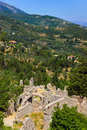 Free Ruins Of Old Town In Mystras, Greece Royalty Free Stock Photos - 20468848