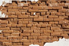 Free Brick Wall Background Royalty Free Stock Image - 20460196
